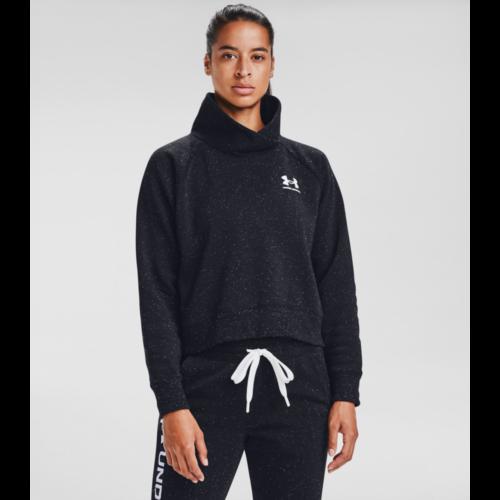 Rival Fleece Wrap Neck Pullover