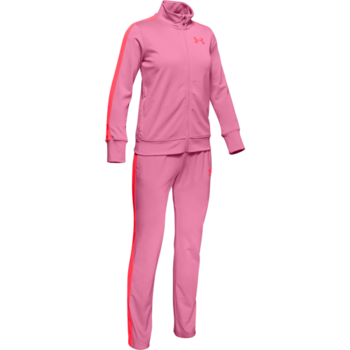 Girls Knit Track Suit
