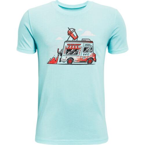 Boys UA SP Ice Cream Truck SS