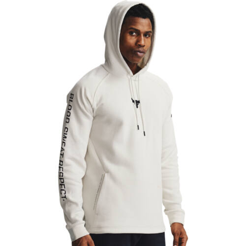 Project Rock Charged Cotton Hoodie