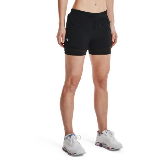 UA IsoChill Run 2in1 Short
