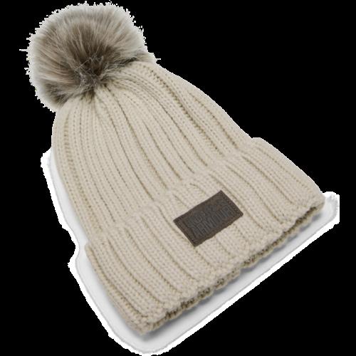 Snowcrest Pom Beanie