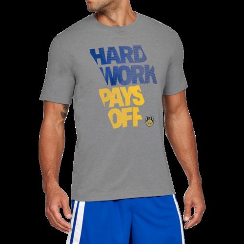 Basketball Hard Work SS