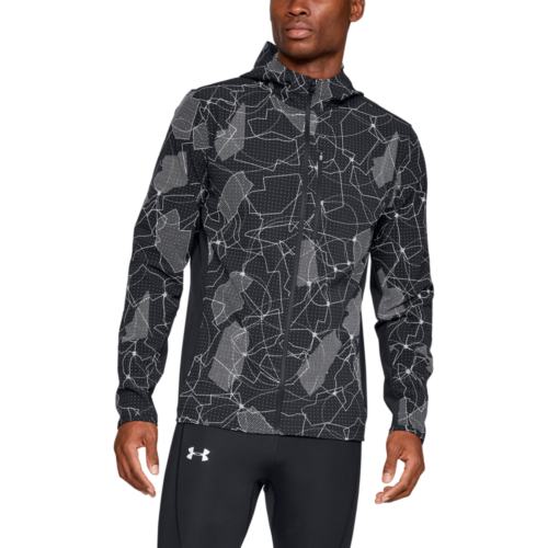 Outrun the Storm Print Jacket