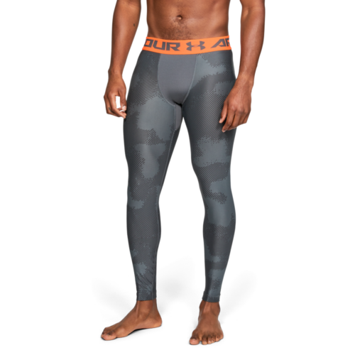 HeatGear Armour Printed Leggings
