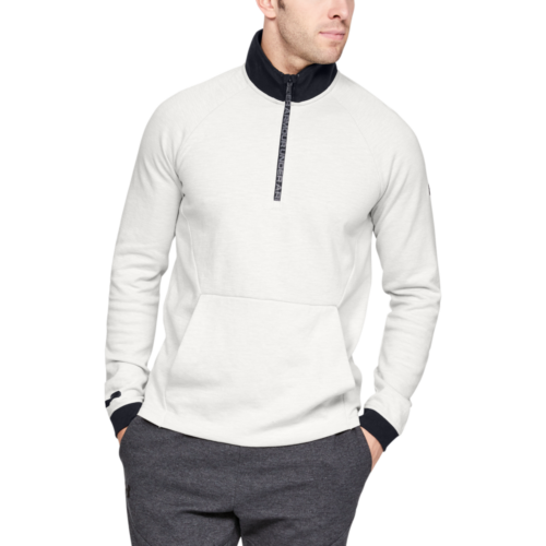 Unstoppable 2x Knit 1/2 Zip